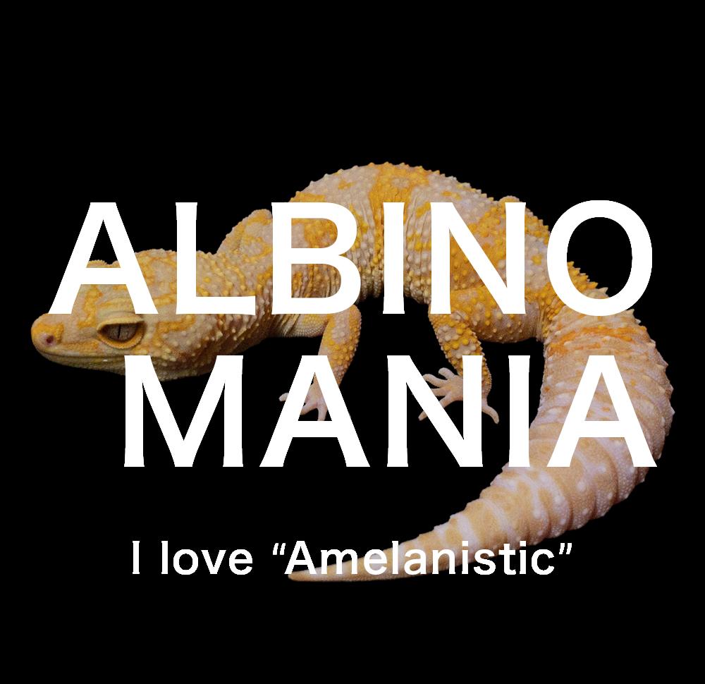 ALBINO MANIA